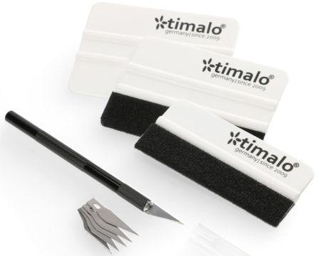 Rakel-Set 1| timalo® | hochwertiges Werkzeug-Set zur Folierung