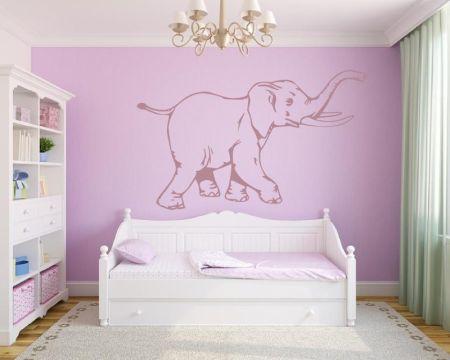 Wandtattoo Elefant 72461
