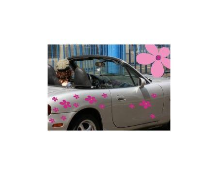 Autoblumen Flower3 - zweifarbig 482