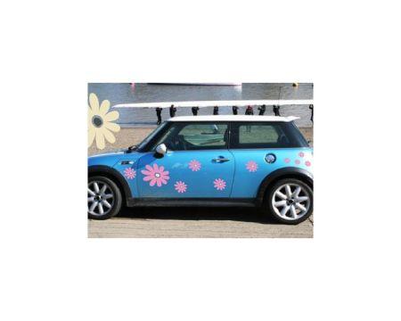 Autoblumen Flower4 - zweifarbig 483