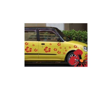 Autoblumen Flower5 - zweifarbig 484