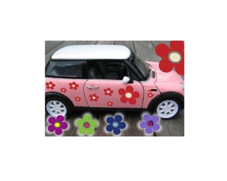 Autoblumen Flower6 - zweifarbig 485